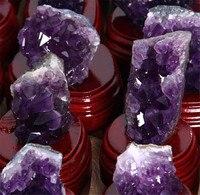 Natural Uruguayan purple stone Cave Geode Crystal 700G