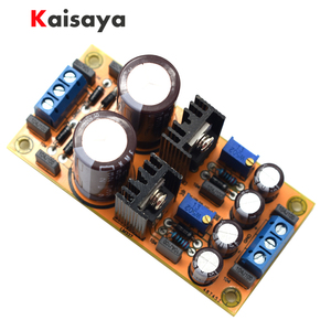 Image 1 - LM317 LM337 DC Adjustable Regulated Power Supply Assembled Module Board positive and negative can adjustable G7 009