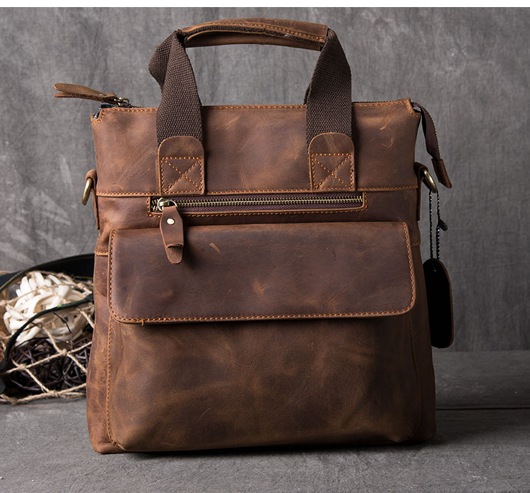 Luxury Leather Handbag vintage