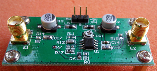 Electronic Contest Module Universal Operational Amplifier Module Amplifier Adjustable High Voltage THS3001