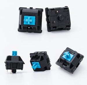 Image 3 - Interruptor de teclado mecánico Cherry Original, color marrón, azul, rojo y negro, interruptor Mx de 3 pines