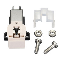 For Technica 3600L Universally Fits MM LP Turntable Stylus Turntable Cartridge With Stylus Needles Installation Kit