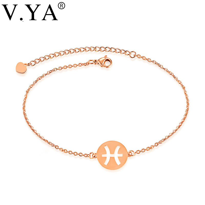 Aliexpress Com Buy 12 Zodiac Signs Constellation: Aliexpress.com : Buy V.YA Fashion 12 Constellations Zodiac