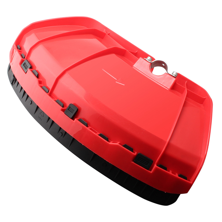 Thicken Mower Protection Baffle Grass Mower Grass Block Board Accessories Weeder Machine Cover Trimmer Guard High Quality