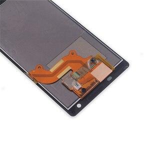 Image 5 - 5.0 pouces daffichage pour Sony Xperia Z2A ZL2 LCD moniteur + écran tactile numériseur téléphone portable accessoires pièces de réparation