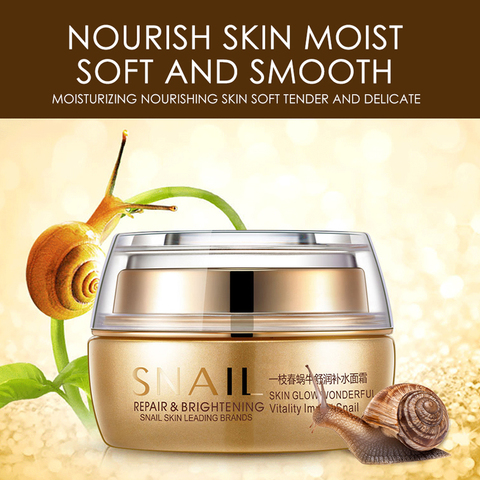 One Spring Snail Essence Face Cream Remove Age Spot Scar Pigment Moisturizing Whitening Anti Wrinkle Cream Skin Care Day Cream Islamabad