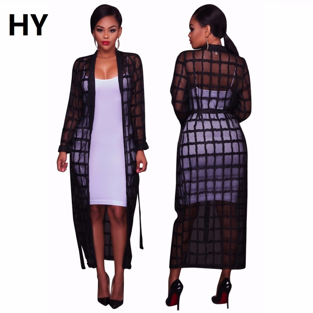 Popular Mesh Trench Coat-Buy Cheap Mesh Trench Coat lots from ...