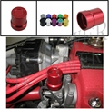 JDM Aluminum VTEC Solenoid Cover For Fit Honda (OBD0 B-Series, OBD1+ B-Series / S2000)