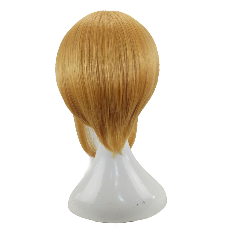 HAIRJOY Synthetic Hair Cosplay Wigs Blonde Pink Blue Purple Costume Wig Free Shipping 6