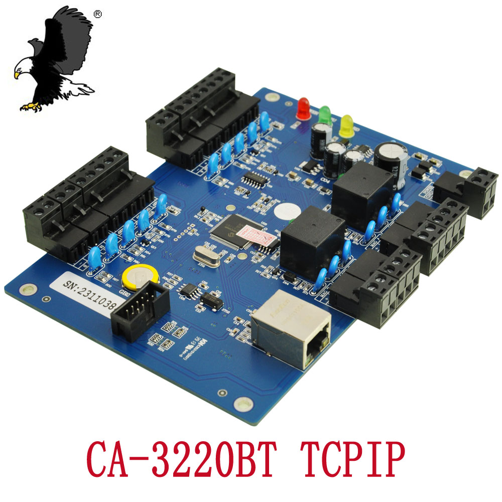 Generic Wiegand CA-3220BT Tree Shipping TCP/IP Network Access Control Board Two Doors Two Ways Support WG26 Carea электросамокат volteco generic two s2