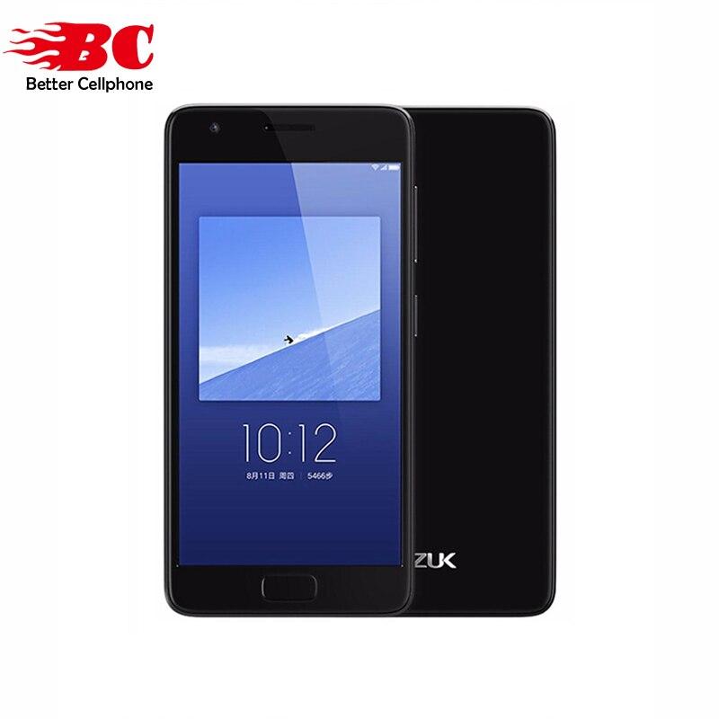 Original LENOVO ZUK Z2131 Z2 5 0 Inch FHD Snapdragon820 Quad Core Smartphone 4GB RAM 64GB