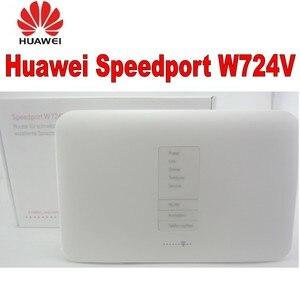 Image 2 - جهاز توجيه منزلي بمنفذ W724V ADSL ADSL2 +/VDSL2/DSL من الألياف البصرية/جهاز توجيه SIP VoIP DLNA + NAS 802.11b/g/n/التيار المتناوب