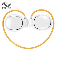TTLIFE New Mini Level Touch Control Volume Song Switch Bluetooth Earphones Wireless Earphone Bluetooth 4 1