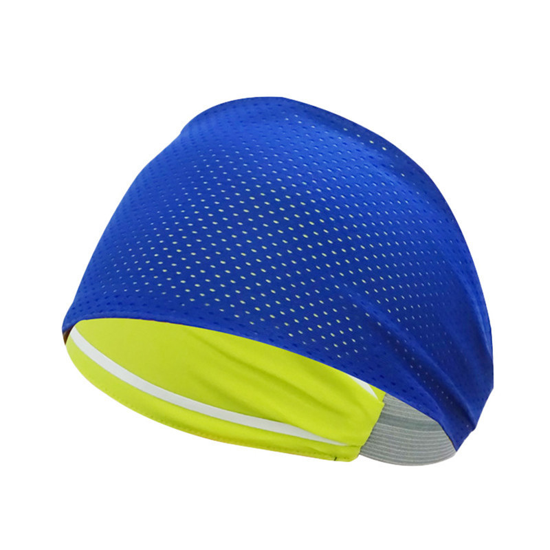 Sports Headband Sweatband Outdoor Sport Fitness Running Walking Jogging Hiking Protection Yoga Breathable Hair Band yoga gym sport stretch headband womens anti sweat hairband cotton men women sweatband running outdoor fitness