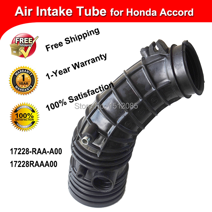 HONDA OEM 17228RAAA00 Air Intake Air Tube 17228-RAA-A00
