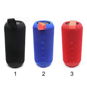 Image 3 - À Prova de Poeira ao ar livre Sem Fio Bluetooth Speaker Portátil mini Cartão de Alto falantes De Áudio Embutido 1200 mAh Bateria Grande