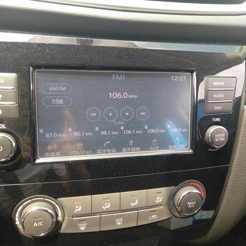 7 Inch untuk Nissan Qashqai J11 2016 2017 untuk X-trail T32 2017 Mobil GPS Navigasi Layar Anti Gores pelindung Aksesoris Mobil
