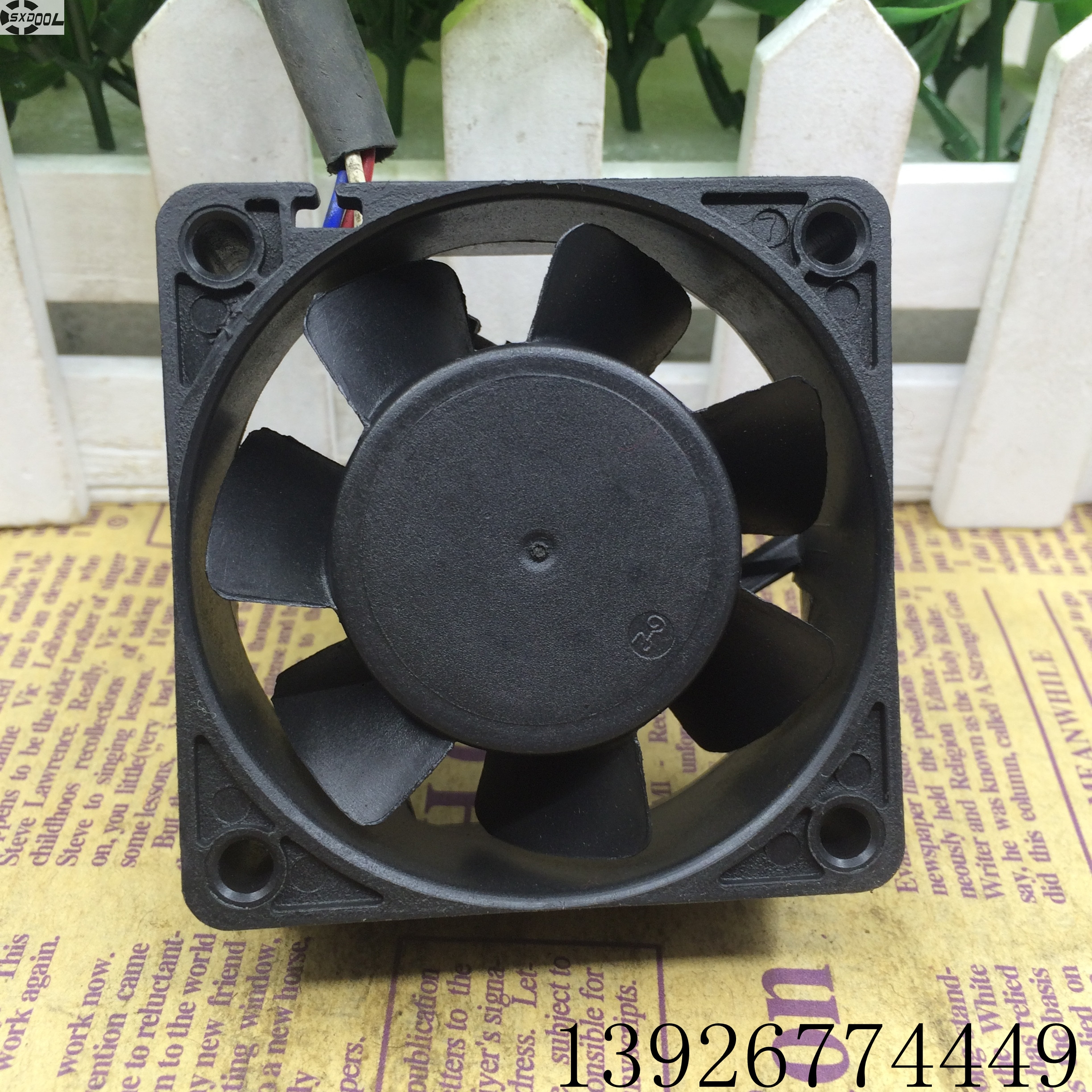 SXDOOL 60mm silent cooling fan  F6025X24B 6025 DC24V 0.170A LG IS5 inverter cooler платье lucky move lucky move mp002xw0dhyv