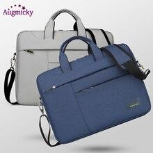 Waterproof portable Laptop Bag 11.6 12 13 14 15 Inch Notebook Single Shoulder Messenger Bag for Macbook Air 11 /Pro13 15 Handbag