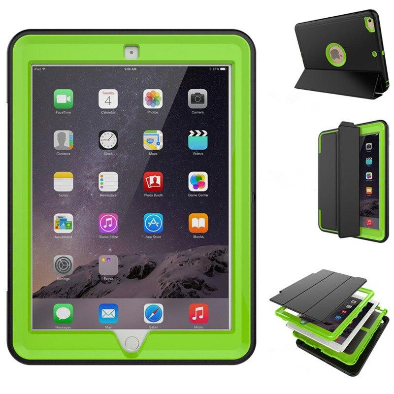 Hmsunrise 360 caso de protección completa para apple ipad 9.7 - Accesorios para tablets - foto 5