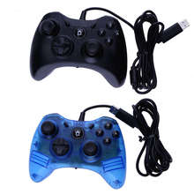 USB 2.0 Wired Gamepad PC controller Joystick Joypad Game Controller for Nintend o Console PC Laptop Computer