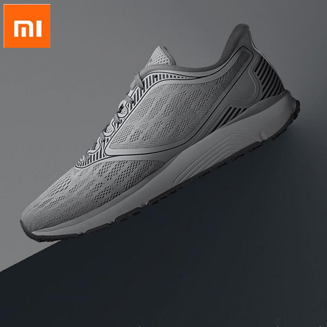 Xiaomi Amazfit Antelope Light Outdoor Sports Shoes Sneaker ERC Material Goodyear Rubber Smart Chip Support for man H20