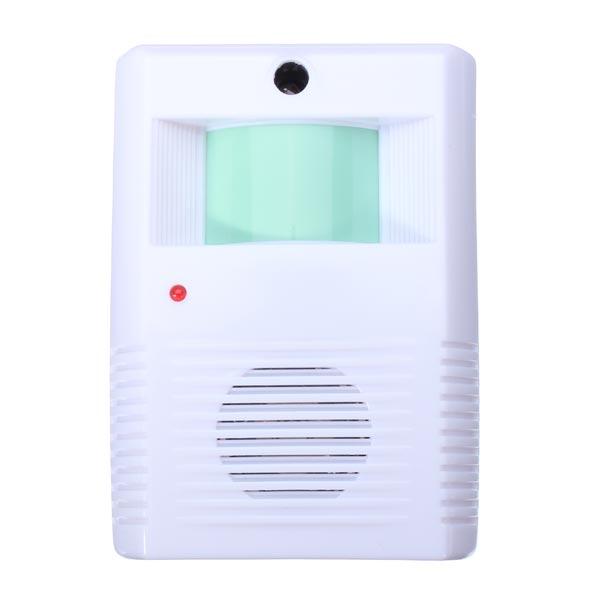 Home Hotel Restaurant Entry Door Bell Welcome Doorbell Electronic Motion Sensor font b Alarm b font