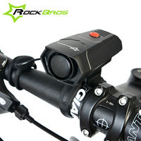 RockBros Bicycle Bell Air Horn For Bikes Cycling Bell Mini Bicycle Ring Bike Accessories Motorcycle Battery