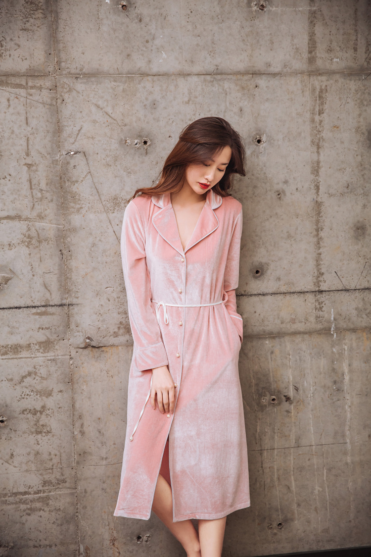 autumn winter bridesmaid robes dressing gowns for women. Black Bedroom Furniture Sets. Home Design Ideas