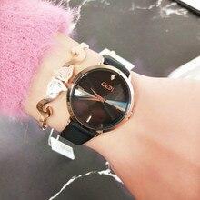 2019 Fashion Leisure Student Wild Female Watch Watches Women Quartz Round Wrist Casual Dress Creative Relogio Feminino
