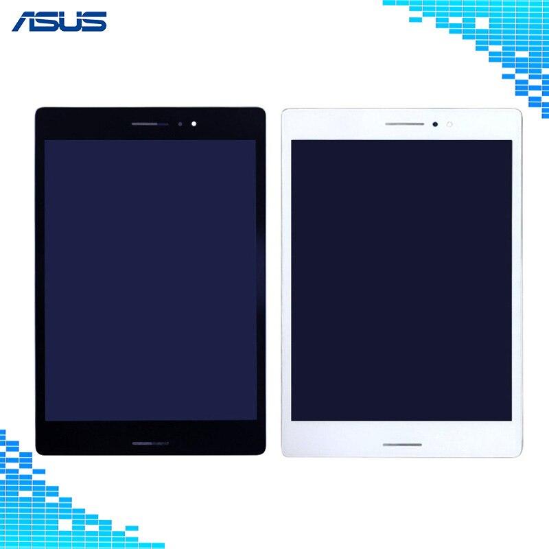 Asus Z580 Original LCD écran tactile assemblée avec cadre pour ASUS Zenpad S 8.0 Z580 Z580CA Z580C tablette 27mm câble flexible