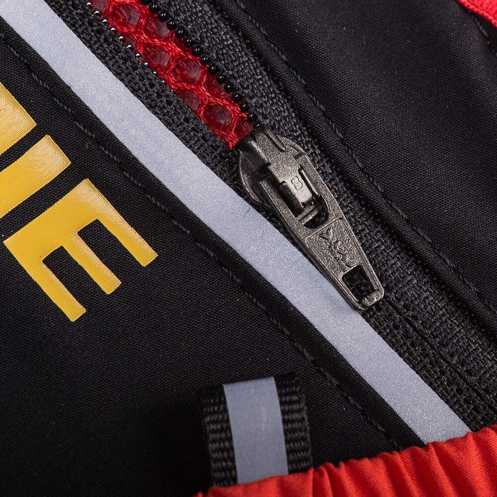 AONIJIE C942 sac à dos de peau avancé sac d'hydratation sac à dos gilet harnais vessie d'eau randonnée Camping course Marathon course - 5