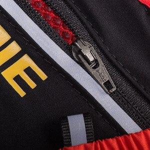 Image 5 - AONIJIE C942 المتقدمة الجلد على ظهره المجموعة المائية حقيبة ظهر سترة تسخير المياه المثانة التنزه التخييم الجري سباق ماراثون