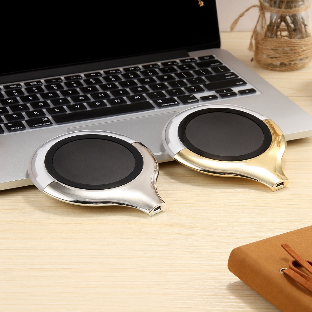 WL027 Wireless Charging Pad Qi Wireless Charger (1)