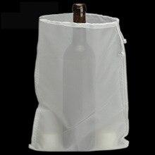 100 200 300 сетчатый нейлоновый фильтр для домашнего пивоварения, красного вина, риса, вина, соевого молока, чая