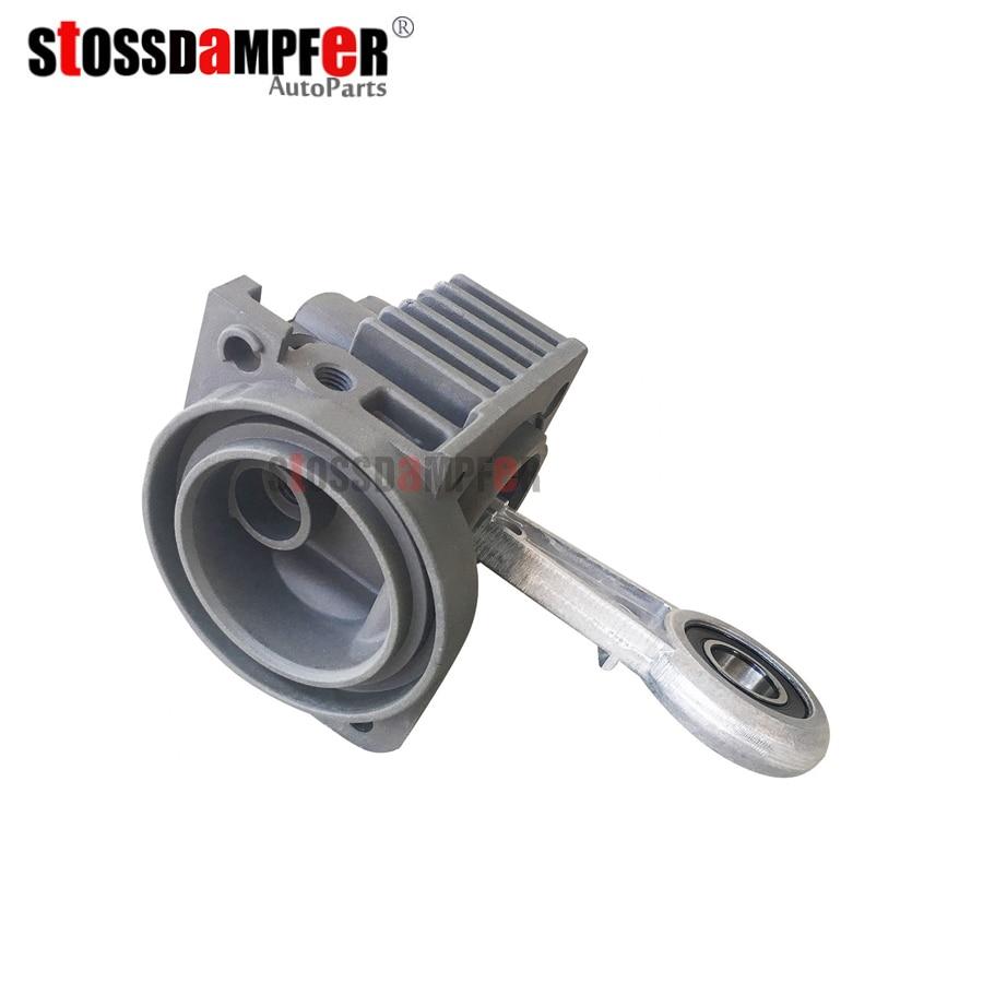 StOSSDaMPFeR compresseur d'air culasse Piston avec joint torique ajustement BMW X5 E53 Audi Q7 A6 Land Rover L322 Kits de réparation 4L0698007A