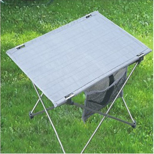 Delightful Table In A Bag Outdoor Compact Table Ultra Lightweight Premium Folding  Aluminum Camping Table Portable Table