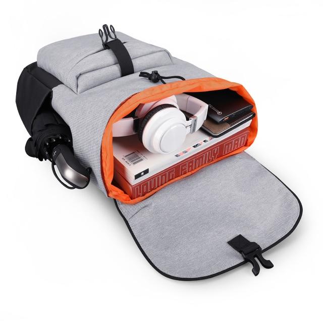 Tigernu 2019 Casual High Quality Men Backpacks Travel Bags Fashion Multifunction Waterproof School Backpacks For Teenager Sport 2