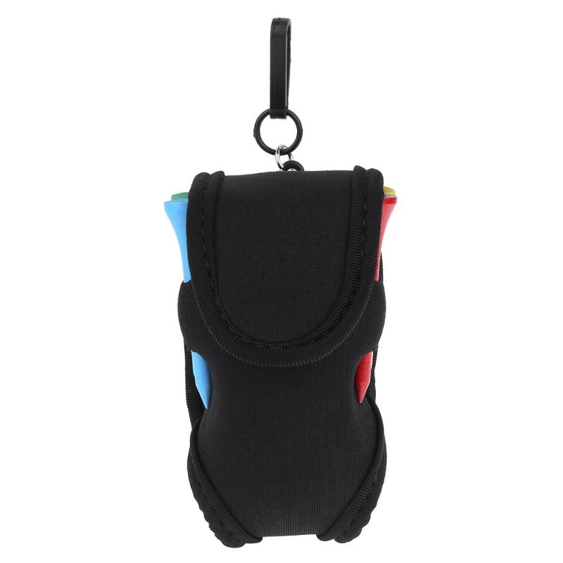 Mini Portable Golf Ball Holder Bag 4