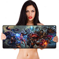 Extended SPEED Edition LOL League of Legends Gaming Mouse Pad PC Mat 700x300x3mm