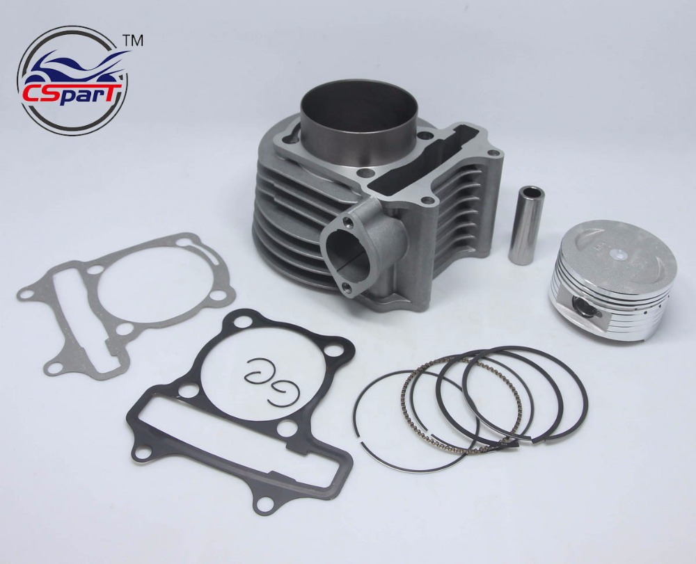 180cc 63mm big bore cylinder kit for ATV Buggy Scooters 152QMI 157QMJ GY6 125 GY6 150 gy6 80cc 47mm cylinder kit