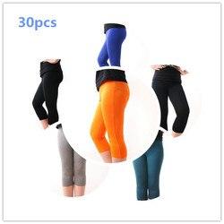 2020 marke Neue Heiße sommer Frauen Candy farbe Leggings weibliche dünne Dame mode 30 stücke fedex plus größe