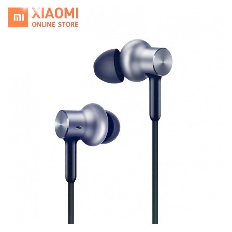 Wired Original Xiaomi Hybrid Pro HD Earphone/Mi In-Ear  Control With MIC for mi A1 Redmi 5 Plus Note Smartphone