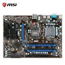 D'origine MSI P43-C51 Desktop Motherboard P43 Socket LGA 775 DDR3 16G SATA2 USB2.0 ATX 100{c21a25856bfcb9027934937cf6e27734c848961347a77128bb7b6571e4c99dec} Entièrement Essai