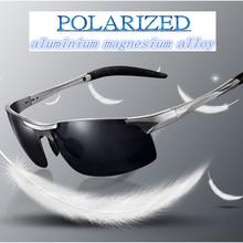 Polarized Sunglasses 2015aluminium-magnesium Alloy Super Coo