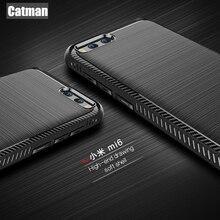 Xiaomi ми-6 чехол оригинал catman гибридный броня 360 градусов полная защита крышка чехол для xiaomi ми-6 M6 ми 6