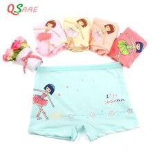 Cotton-Material Clothing Girls Underwear Baby Panties Kids Children's 5pcs/Lot New