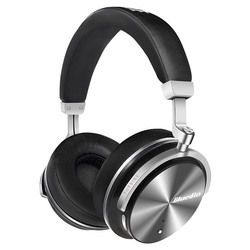 Original Bluedio T4S active noise cancelling wireless Bluetooth headphones over ear portale headphone for xiaomi android phone