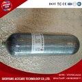 Tanque de Paintball 4500psi PCP Carabina Garrafa/Cilindro de Gás De Alta Pressão 300bar/Mais Recente Promoção Cilindro de Material Composto de Carbono na Venda-um