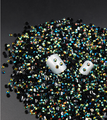 2MM 100pcs nail Rhinestones sticker ab color mobile phone beauty diy tool jewelry accessories nail materials flat diamond 100